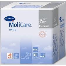 Molicare premium slip extra plus Extra-Grande com 14 unidades