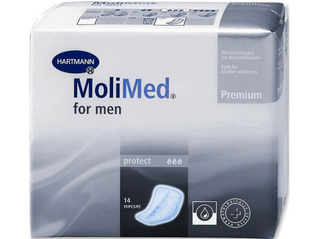Molimed for men Protect com 14 unidades