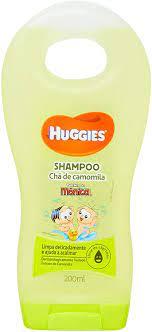 Shampoo chá de camomila Huggies 400ml