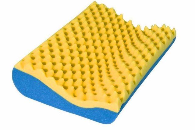 Travesseiro caixa de ovo Pillow