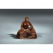 Escultura Mulher Lavadeira 36-07