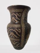 Vaso Cerâmica Arara