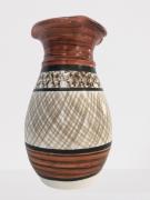 Vaso Cerâmica Colorido C/1 Pçs