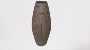 Vaso Decorativo Branco Macapá