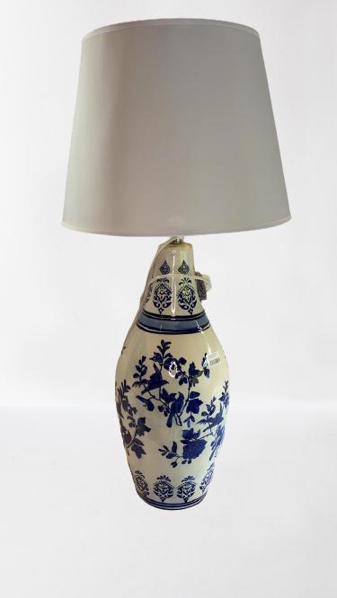 Abajur De Ceramica 438 E1256