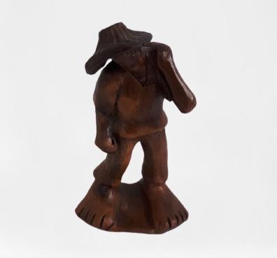 Escultura Pescador 01-117