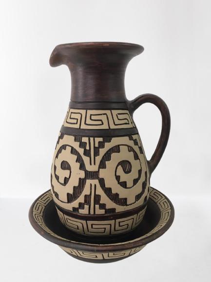 Jarra Cerâmica G