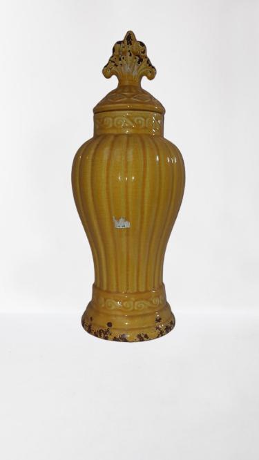 Jarro Dec Em Ceramica Rx131057ay R1526