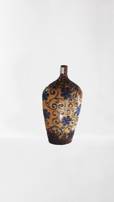Vaso Dec Ceramica Mv140403-E090a-20 R1943