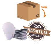 20 - Mouse Pad para Sublimação Ergonômico com Descanso