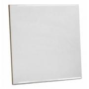 Azulejo de Cerâmica Branco para Sublimação 19,5 x 28cm