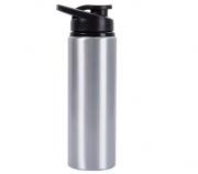 Squeeze Aluminio Prata para Sublimação 750 ml