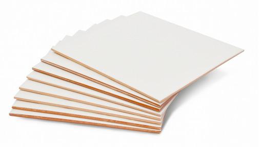 Azulejo de Cerâmica Branco para Sublimação 20x20cm