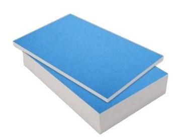Papel  Sublimatico 100 gramas A4 Fundo Azul 100 folhas