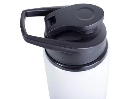 Squeeze Alumínio Branco para Sublimação 750 ml