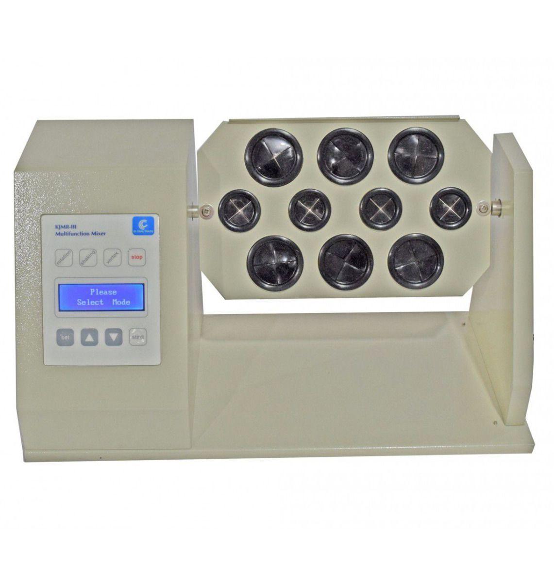 Agitador Multifuncional para Tubos de 0,5ml a 50ml