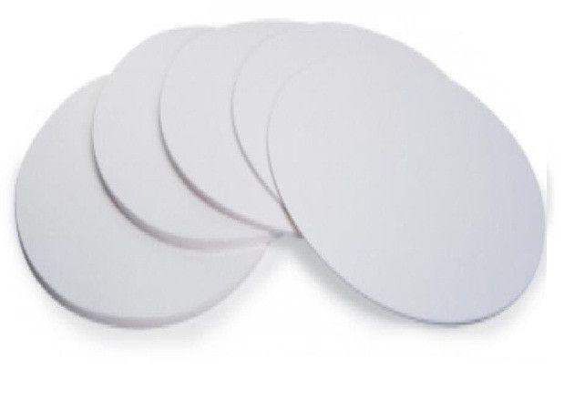 Papel Filtro 80g Qualitativo 100 folhas - Química Moderna