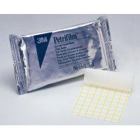 Petrifilm 6400 AC contagem total de bactérias 100un