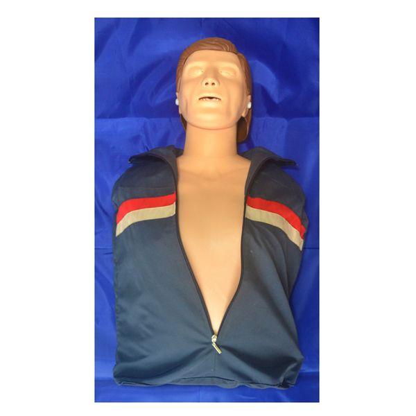 Simulador de torso para treinamento de RCP