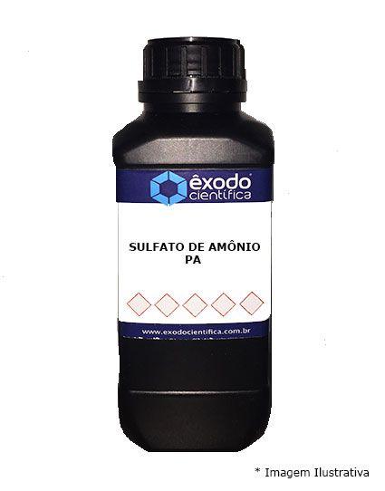 Sulfato de Amônio 500g PA - Êxodo