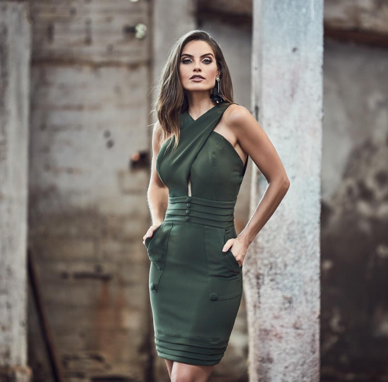 Vestido Katarine