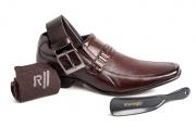 Sapato Kit Rafarillo 34011 Marrom