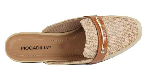 Mule Piccadilly 251058 Bege