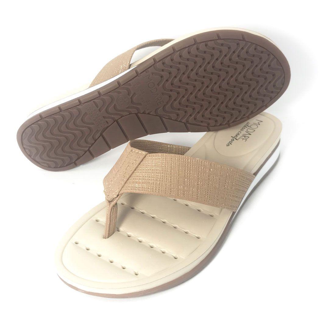 Sandalia Rasteira Modare 7113100 Nude