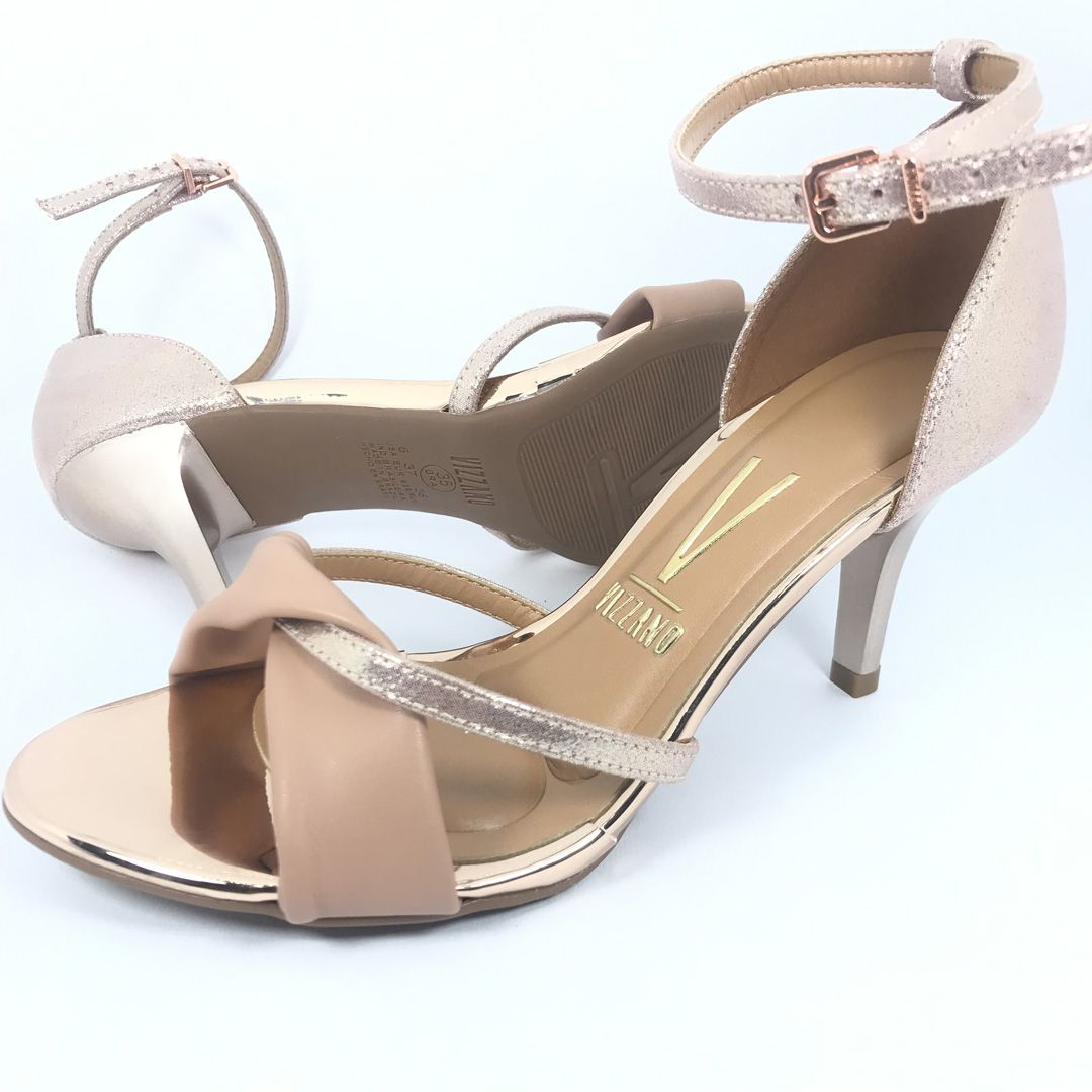 Sandalia Salto Fino/Medio Vizzano 6420102