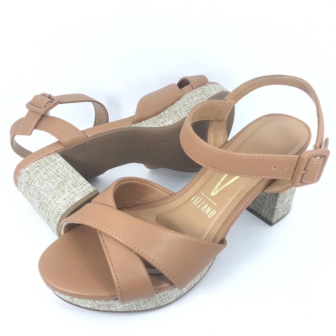 Sandalia Salto Medio Vizzano 6425102