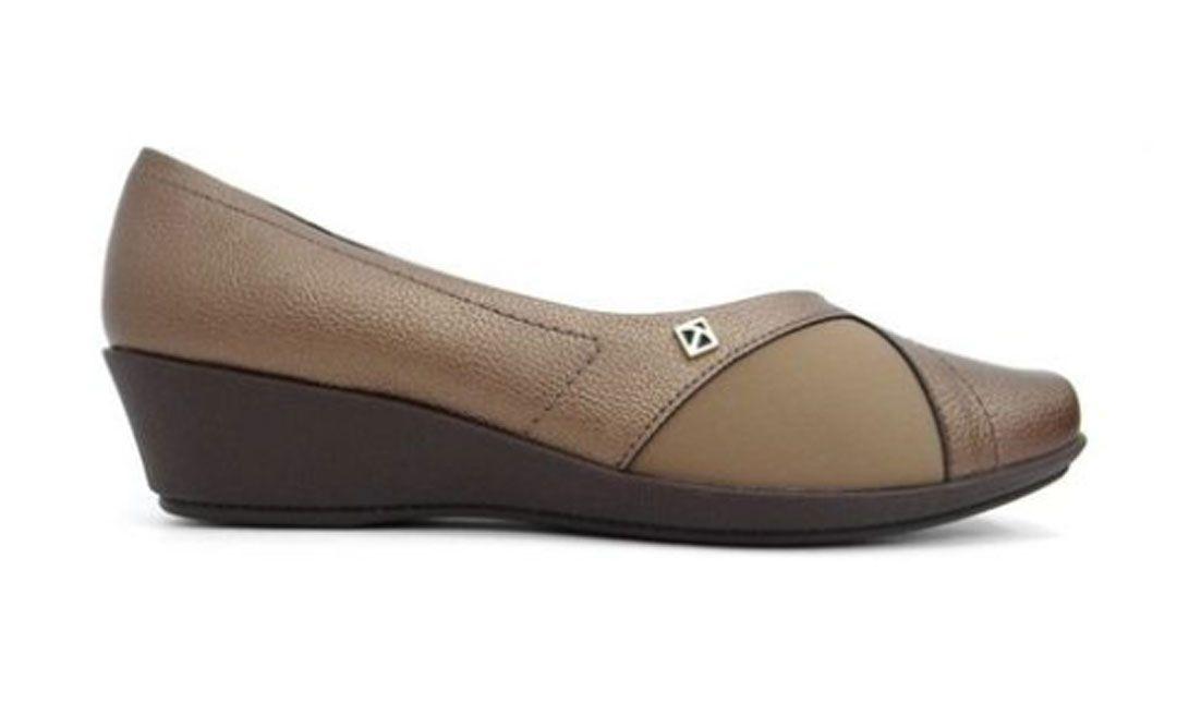 Sapato Comfortflex 1994302 Cravo
