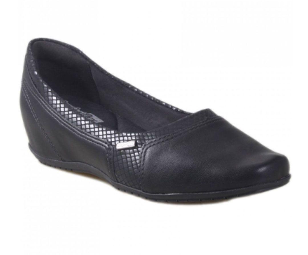 Sapato Comfortflex  1994302 Preto