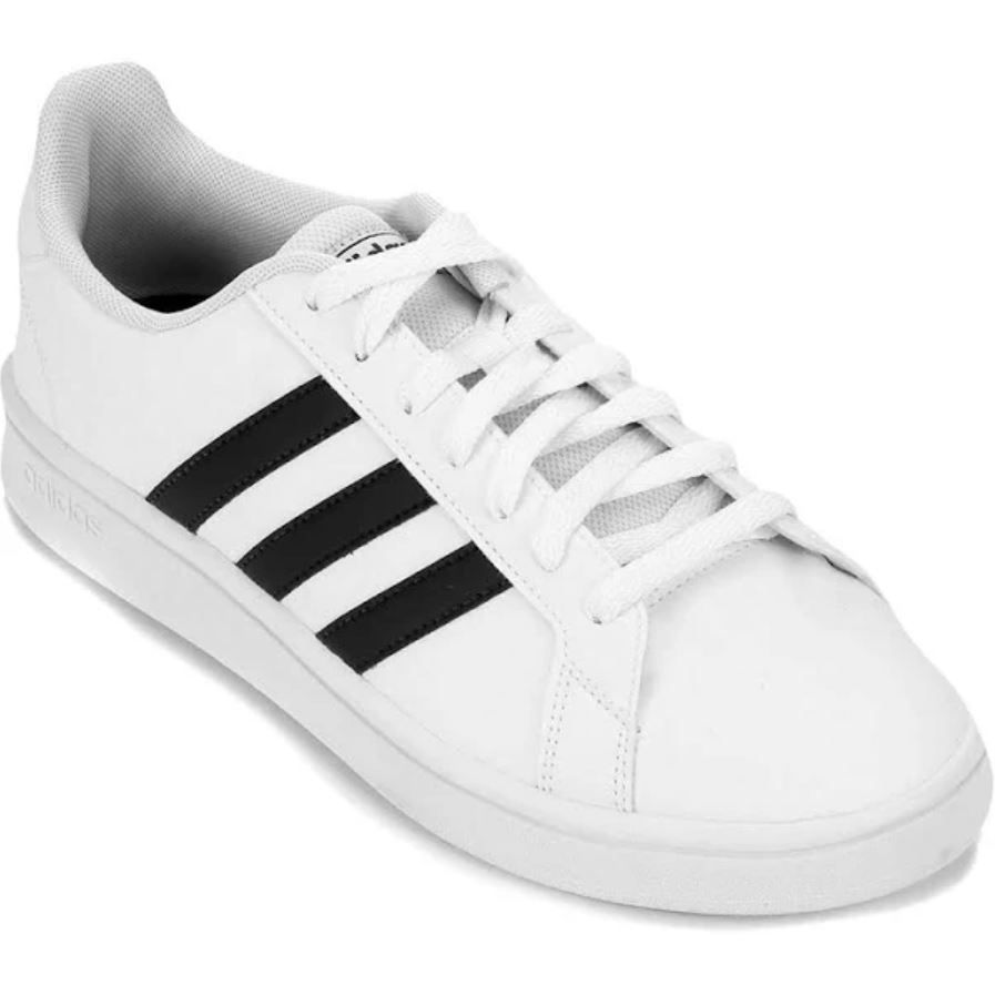 Tenis Casual Adidas Grand Court 405534220