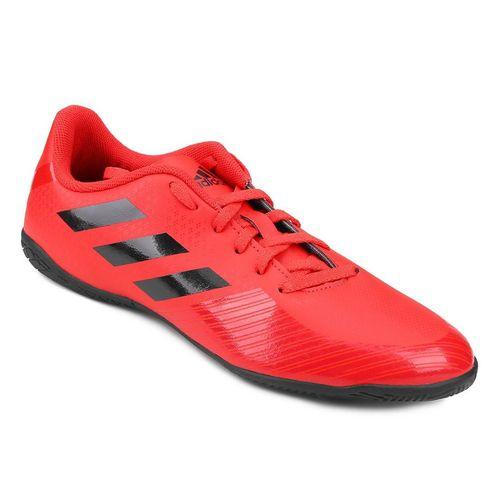 Tenis Futsal Adidas Artilheira Vermelha/Preto