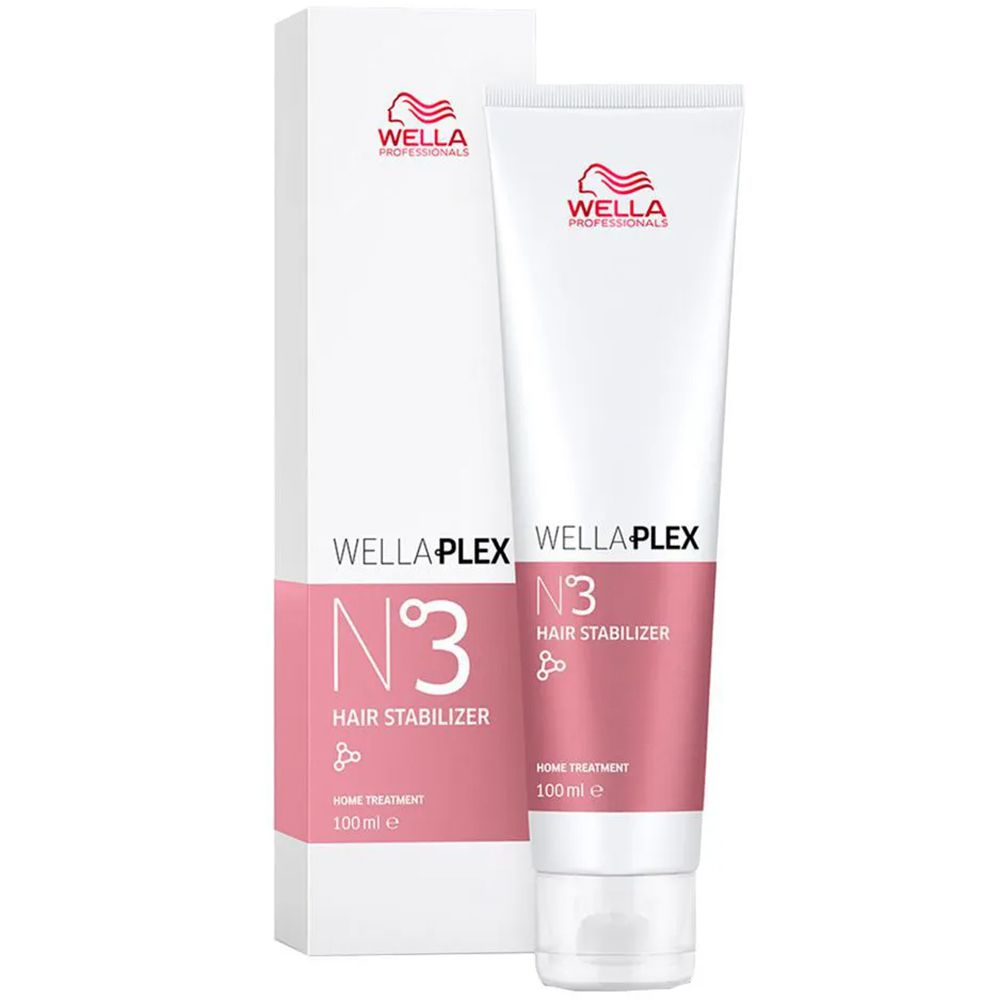 Tratamento Capilar WellaPlex N°3 Hair Stabilizer 100ml Wella
