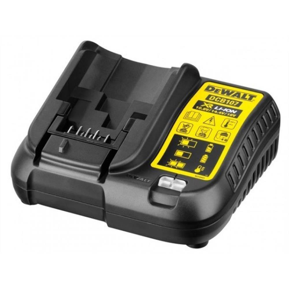 Carregador De Baterias 12 a 20V DCB107-BR Dewalt