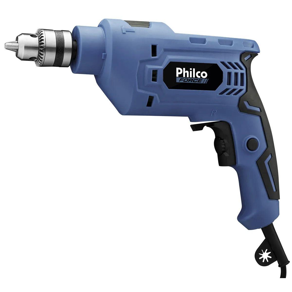 Furadeira de Impacto Philco Force PFU01 – 650W