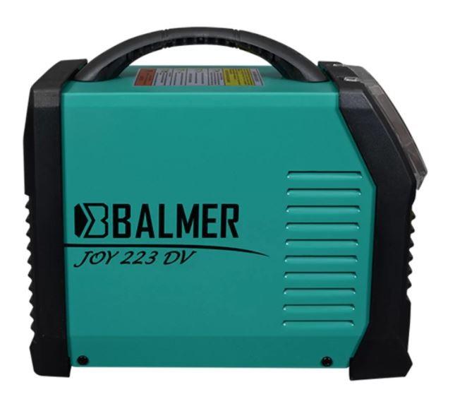 Inversora de Solda 200A  Mono MMA TIG DC JOY 223  - BALMER