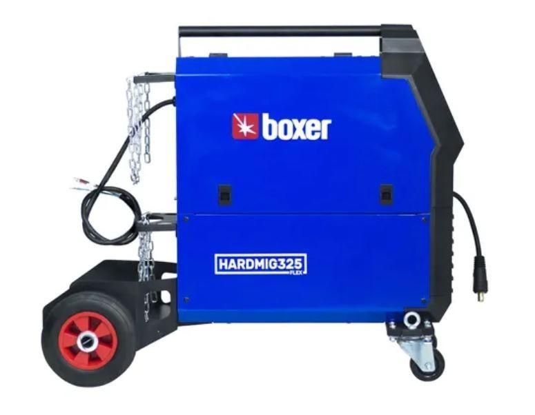 Inversora de Solda Boxer HardMig 325 FLEX