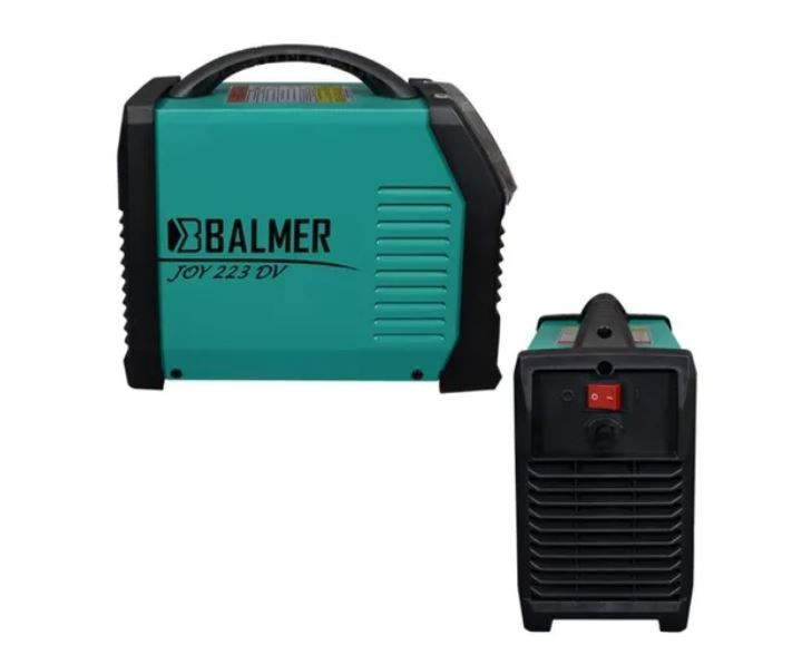 Inversora de Solda Combo Produtor Rural JOY 223  - BALMER