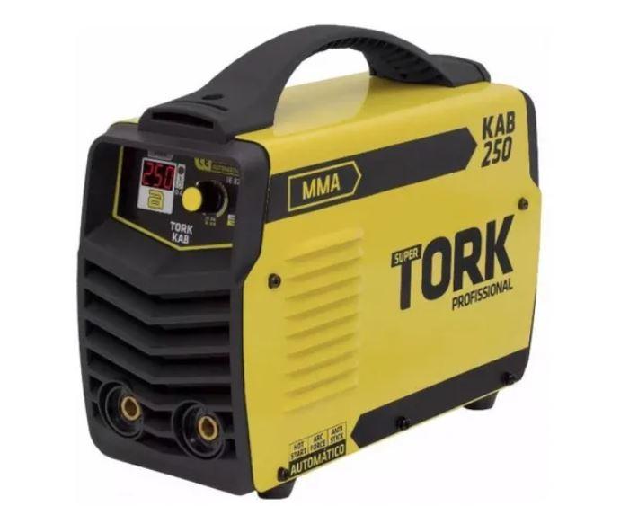 Inversora Solda Super Tork KAB 250A IE-8250BV