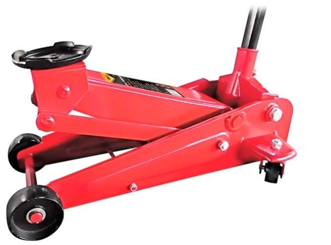Macaco Hidráulico Tipo Jacaré 3T - SPARTA