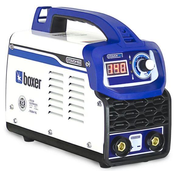 Máquina Inversora De Solda 140A Touch150 Bv Boxer