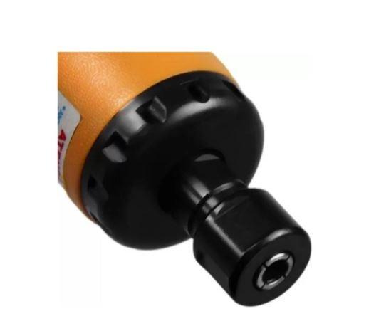 """Retíficadeira pneumática encaixe de 1/4"""" 22.000 rpm - CHR-20B Chiaperini"""
