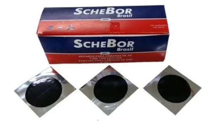 SBR1 REMENDO FRIO 40MM C/ 100 SCHEBOR
