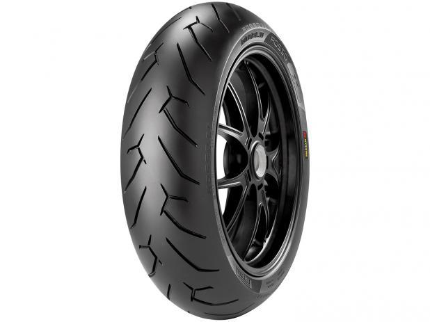 Pneu Pirelli Diablo Rosso II 180/55-17 (73W)