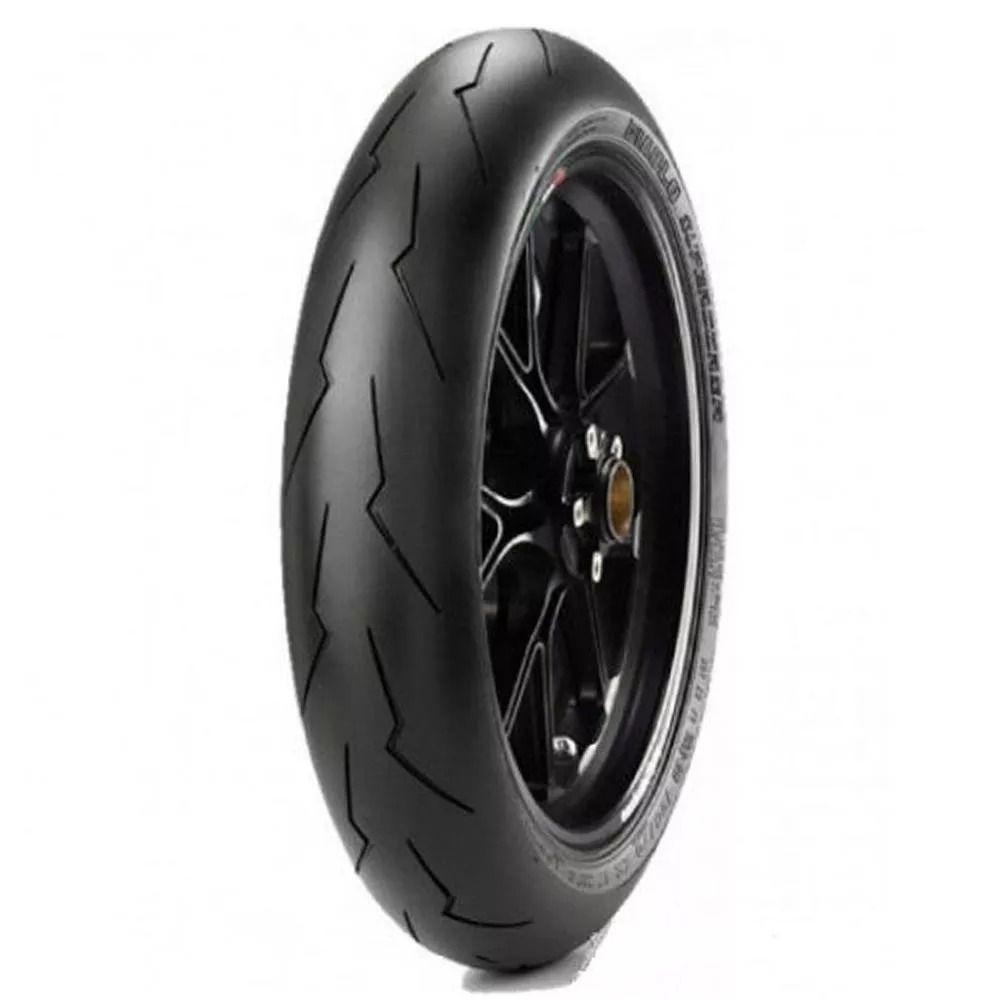 Pneu Pirelli Diablo Supercorsa SPV2 120/70Z-17 58W