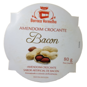 Amendoim Crocante de Bacon 80 g