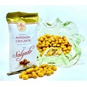 Amendoim  Torrado Salgado Sem Pele 150 G