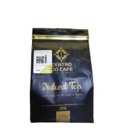 Café Natural Top Torrado e Moído 250 g